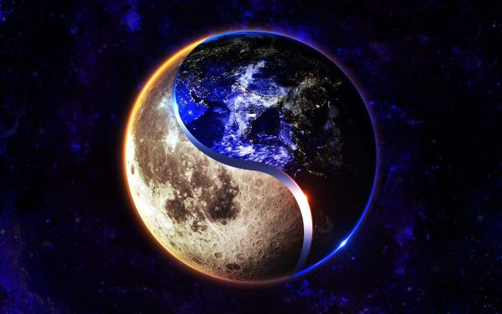 Image illustrant la lune : Photo : Shutterstock