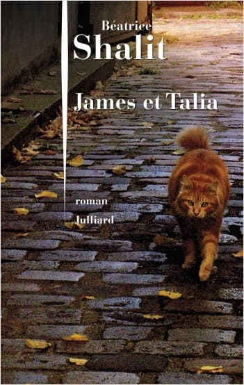 """Couverture du livre """"James et Thalia"""" de Béatrice Shalit.   Source : Lisez !"""