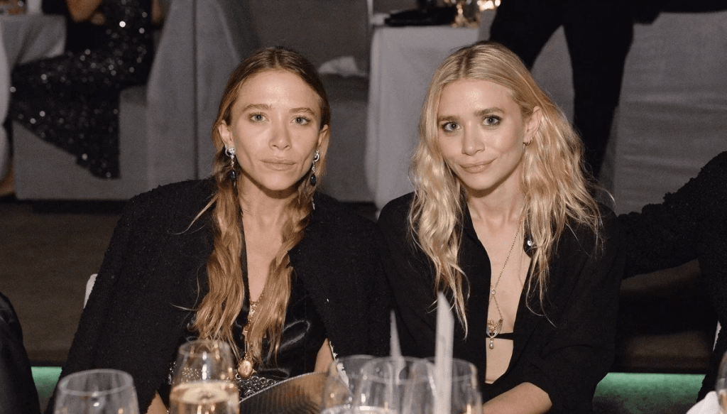 Mary-Kate et Ashley Olsen. | Source : Getty Images
