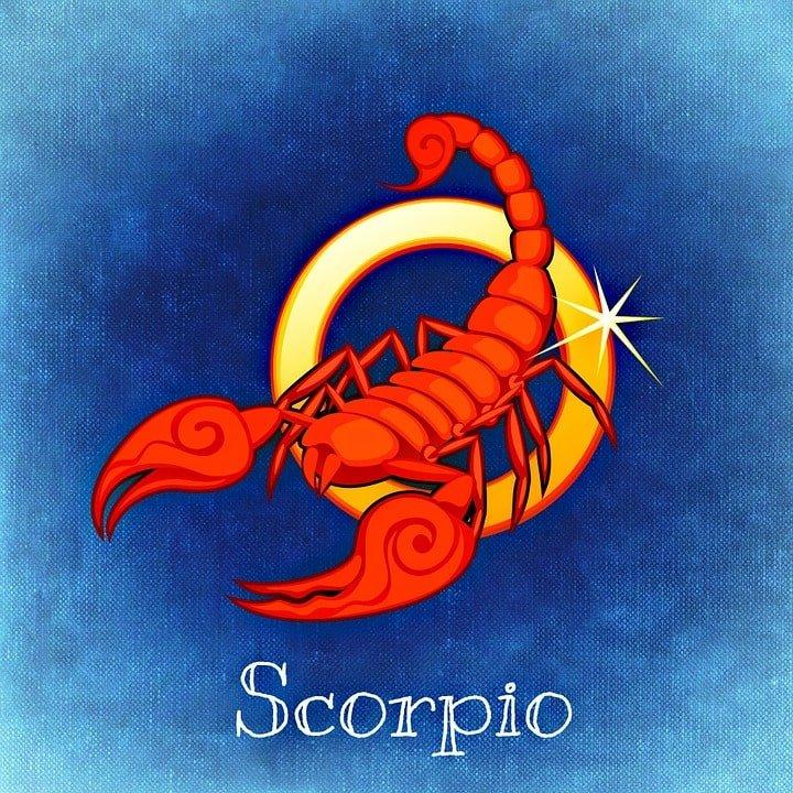 Le signe du Scorpion. | Photo : Pixabay